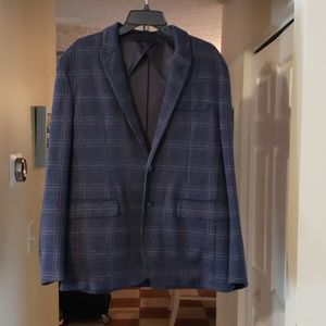 """Saks fifth Avenue """"RED"""" Collection Sports Coat"""
